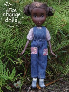 Tree Change Dolls® Doll 325 OOAK repainted by TreeChangeDolls