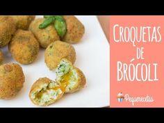 Tus hijos te pedirán una y mil veces estas croquetas caseras. Recetas de croquetas de pollo, de jamón, de queso y de brócoli. Croquetas caseras paso a paso.