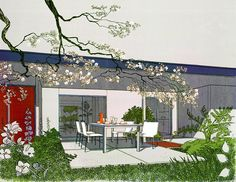 Architectural Rendering by Carlos Diniz