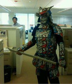 Epic samurai