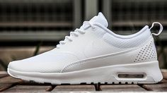 Nike Air Max 'Thea' and 'Thea Jolie' White Sneaker Trend Alert