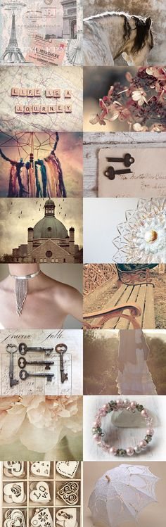 Delicate Delights by Jody on Etsy Colour Schemes, Color Trends, Color Combos, Creative Inspiration, Color Inspiration, Collages, Teal And Gold, Colour Board, Color Of Life