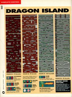Amiga Power Rainbow Islands guide Page 11