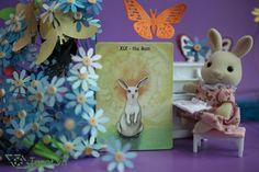 The Sun - The Rabbit Tarot