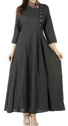Order contact my whatsapp number Work outfits for dresses casual outfits classy fashions lovely 2019 fall dress outfitsThis post was discovered by NyBest Fall Fashion how to style ripped jeans - Fashion Churidar Designs, Kurta Designs Women, Latest Kurti Designs, Dress Neck Designs, Blouse Designs, Pakistani Dresses, Indian Dresses, Kurta Neck Design, Indian Designer Wear