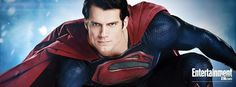 Henry Cavill as Superman in 'Man of Steel' 2013