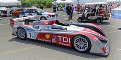 Waterfest 2013: Fourtitude Display with Audi R10 TDI and Sport quattro