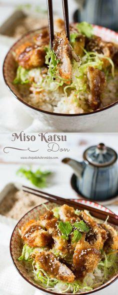 Miso Katsu Don