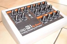 MATRIXSYNTH: dsp-G1 Hardware Analog Modeling Synth Kit Link Update