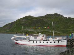 Båttur fra Bygdin til Eidsbugarden via Torfinnsbu - Jotunheimen