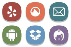 Cute Social 2014 Icons-Icons Archive