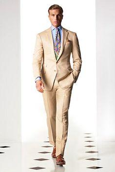 ralph lauren spring suit... Excellent!!!