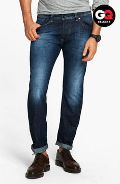 DIESEL® 'Darron' Slim Tapered Leg Jeans #Nordstrom #GQSelects