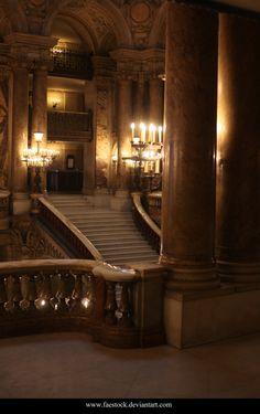 Paris Opera House18 by faestock.deviantart.com on @deviantART