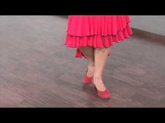 Aprende a Bailar Sevillanas con Pilar Astola: La Segunda (paso a paso).