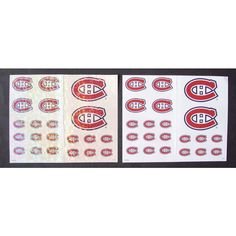 Montreal Canadiens Habs Hockey Stickers Various Sizes (42 Stickers in Total) Listing in the Other,NHL,Hockey,Sports Cards & Stickers,Sport Memorabilia & Cards Category on eBid Canada   152353574
