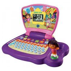 Dora the Explorer Learning Laptop