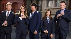 How I Met Your Mother (HIMYM) is my favorite show. I rewatch them over and over and never get sick of it.