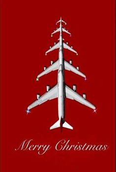 Merry Christmas...airplane style!