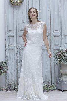robe de mariée by marie laporte more bridal bridal robe de robes de ...