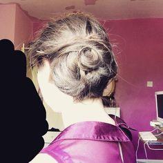 Hair yesterday