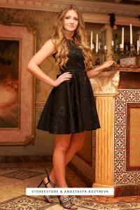 """Маленькое черное платье """"Одри"""""""