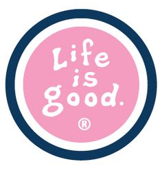 """The """"Life is Good"""" brand shirts. My absolute favorite!!!! Cute and comfy!!!"""