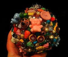 Christmas Craft 2 : Decoden Kawaii Tree Ornament - News - Bubblews