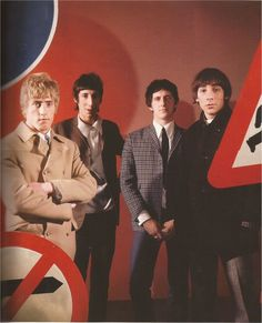 The Who, 1966.