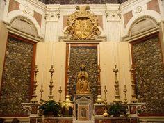 skull cathedral of otranto