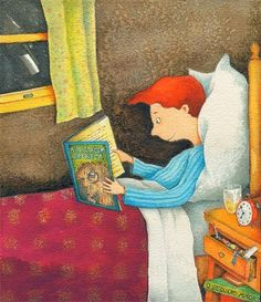 Som els adults els que devem fomentar el gust per la lectura als xiquets i xiquetes   (il·lustració de Fernando Vicente )   Volem fes...