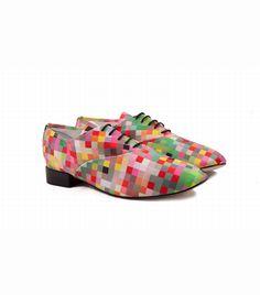 PIxel men's shoes- zizi richelieu