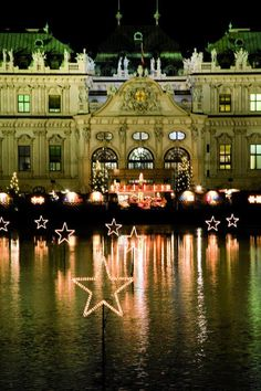 Belvedere Palace, Vienna | Austria