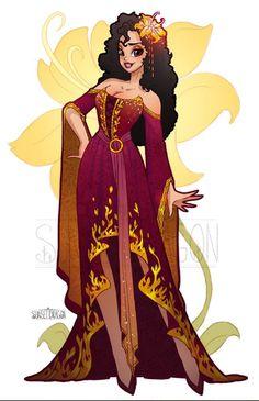 Disney Artwork, Disney Tangled, Disney Fan Art, Disney Drawings, Disney Love, Disney Princess Fashion, Disney Style, Disney Fashion, Disney And Dreamworks
