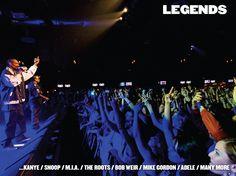 via @Learned Evolution > #Infographics > #Concerts > #LiveMusic > #Legends > #NYC > #Events