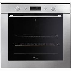 Whirlpool Built In Electric Single Oven - Stainless Steel Effect - A Rated Single Electric Oven, Single Oven, Four Pyrolyse, Self Cleaning Ovens, Stainless Steel Oven, Cooker Hoods, Kitchens, Childproofing