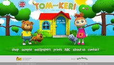 Tom and Keri website for Yellow house