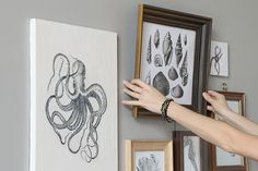 Create Your Own Custom-Print Wall Gallery