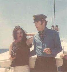 Elvis & Priscilla Presley Hawaii