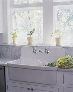 farm sinks | ... River Kiitchens, farm sink, apron sink, cast iron sink, Farm Sink
