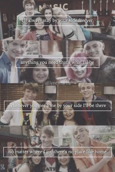 #ThankYouAustinAndAlly for all the amazing memories.