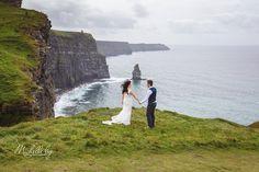 Ireland Destination Wedding- Doolin & Knappogue Castle- Amy & Shawn