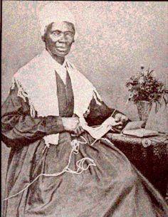 Nursing Pioneer Sojourner Truth