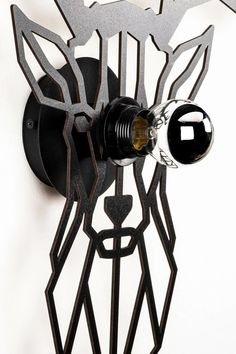 Copper Lighting, Sconce Lighting, Industrial Lighting, Vintage Lighting, Black Wall Art, Black Walls, Wrought Iron Console Table, Laser Art, Metal Canopy