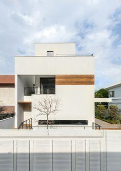 D House / Paz Gersh Architects   Tel Aviv Yafo, Israel Amazing Design