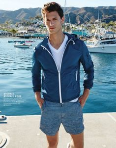 Macy's 2016 Men's Fashion Spring Catalogue
