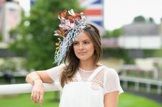 Royal Ascot 2017. #royal #ascot #hat #fascinator #fashion #style #moda #estilo #outfit #details #accessories #acessorios