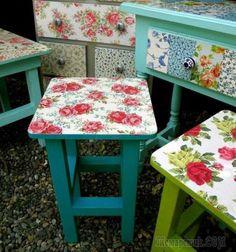 Реставрация старой мебели для дома Многие вещи хранят в себе воспоминания, с которыми трудно расставаться. Они могут ассоциироваться с детством или просто счастливыми моментами жизни.В числе таких вещей может оказаться старая мебель.С...