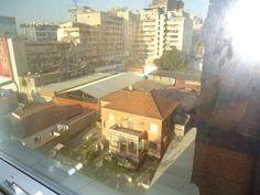 Hotel window vies