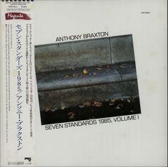 "Anthony Braxton ""Seven Standards 1985, Vol.1"""
